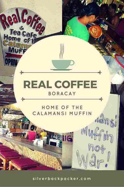 Real Coffee Boracay, Philippines