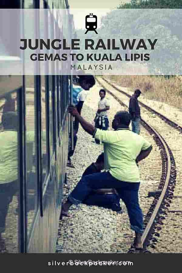 Jungle Railway GEMAS TO KUALA LIPIS, Malaysia