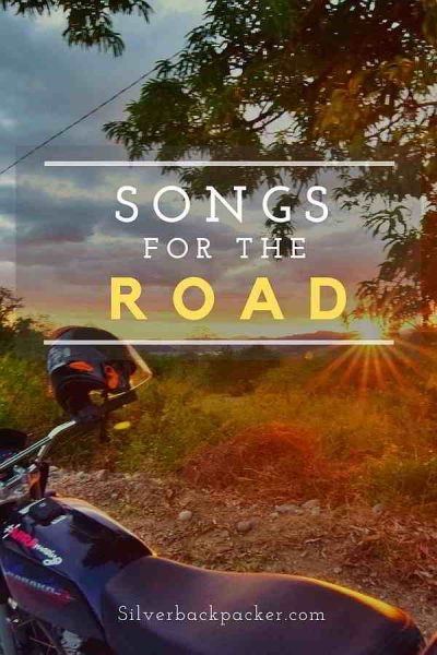 Songs for the Road. Silverbackpacker