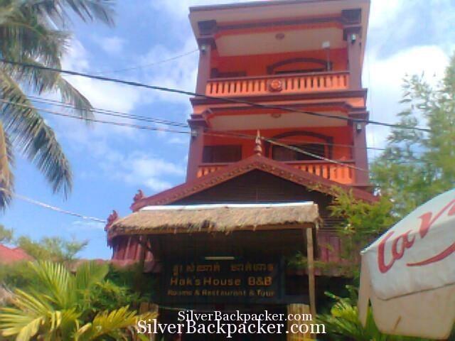 Haks House, Siem Reap