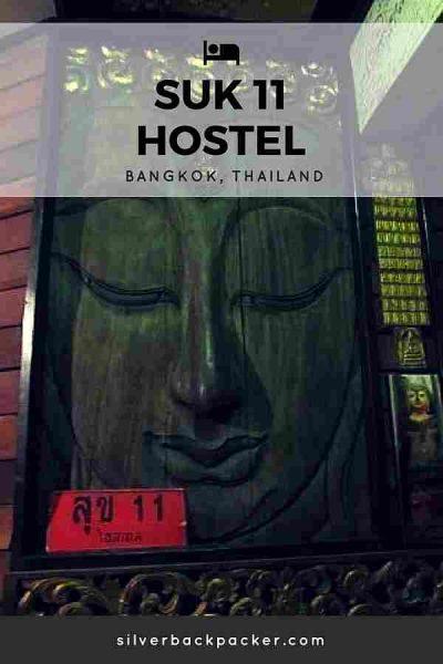 Suk 11 hostel Bangkok, Thailand