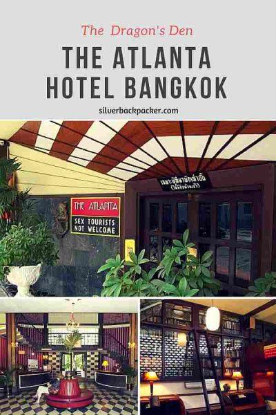 The Atlanta Hotel Bangkok, Thailand