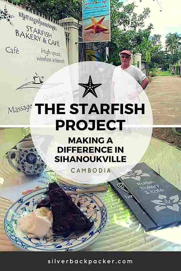 The Starfish Project Sihanoukville, Cambodia