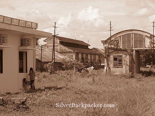 Battambang Railway Station and Cambodian Railways