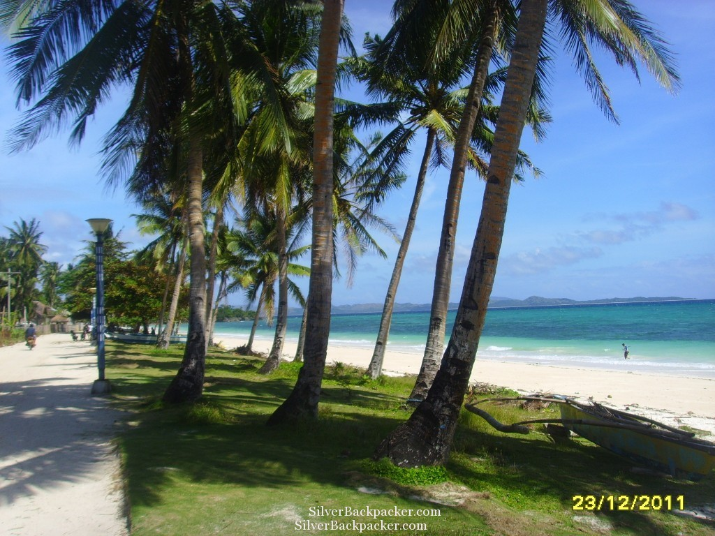 White Beach Carabao