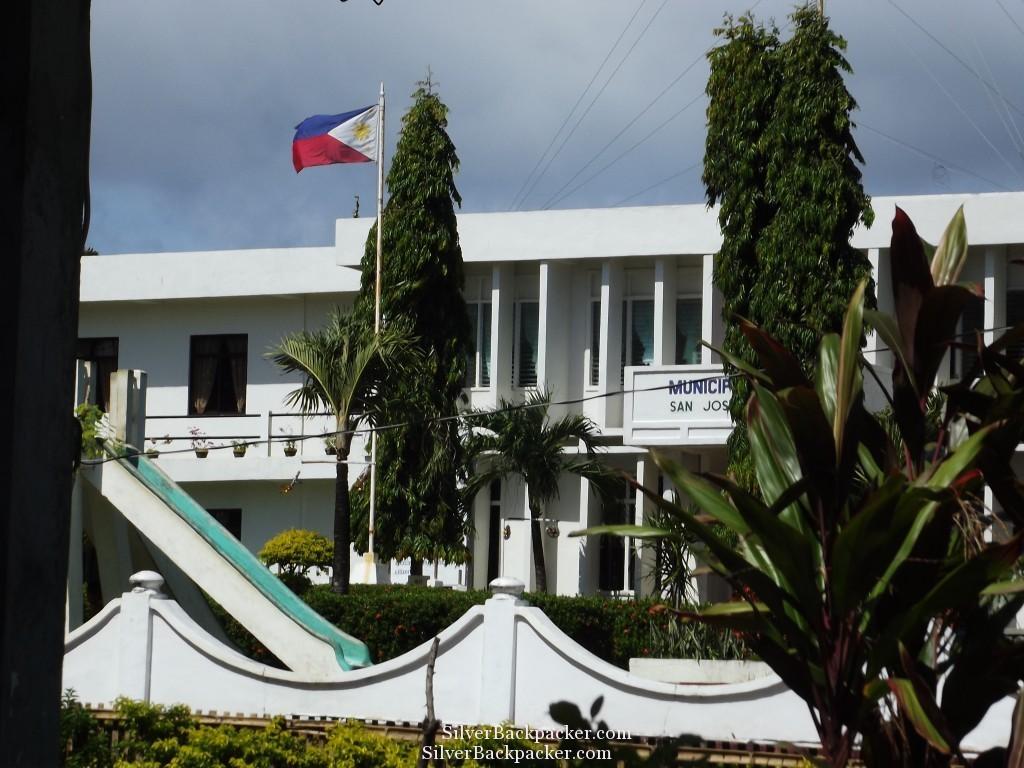 Municipal Buildings, San Jose, Carabao Island