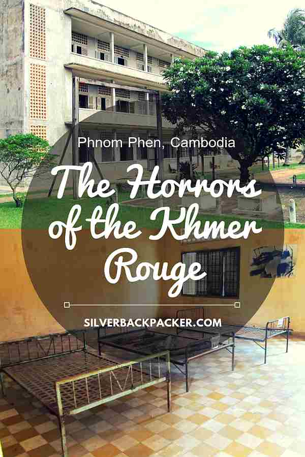 The Horrors of the Khmer Rouge, Tuol Sleng Genocide Museum, Phnom Phen, Cambodia