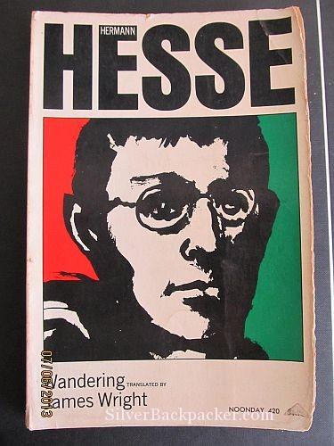 Wandering by Hermann Hesse