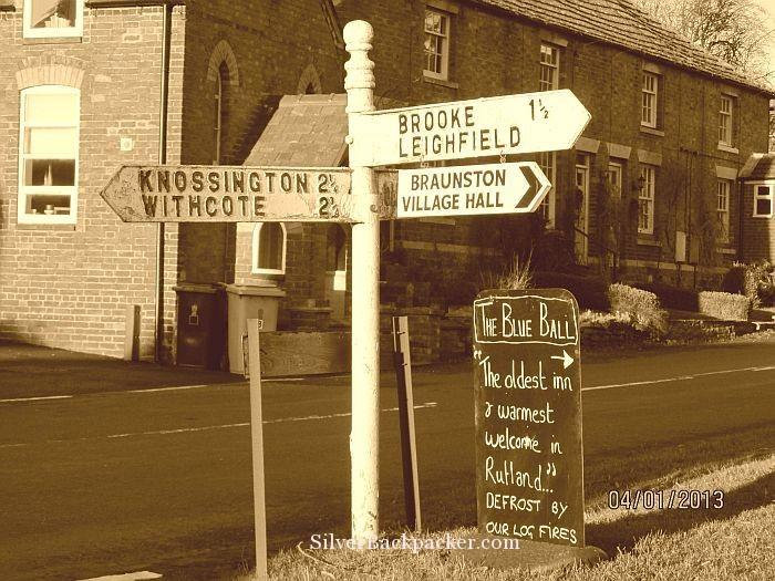 Nostalgia – The Beautiful Village of Braunston in Rutland