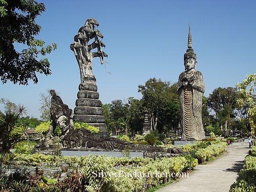 Buddha Park  Nong khai 1