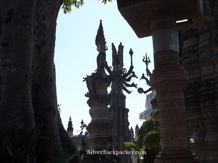 Masterpiece ~ Buddha Park, Sala Keoku in Nong Khai, Thailand