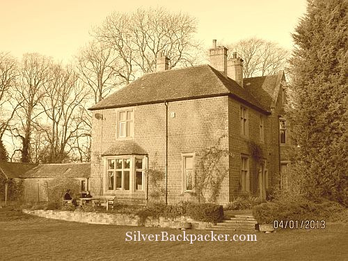 The old rectory Braunston in Rutland
