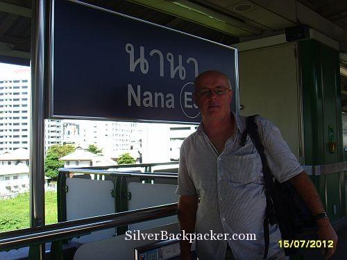 Nana MTR Station