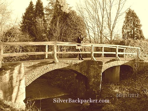 The Pooh Stick Bridge