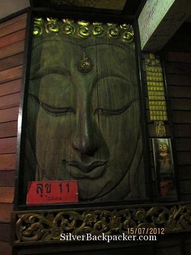 Wooden Buddha Suk 11