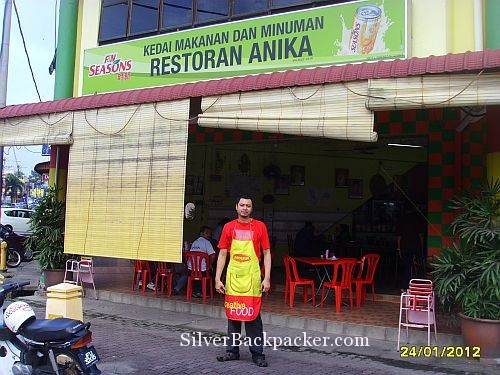 Anika's Restaurant - Gemas