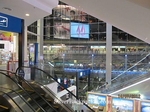Inside Bangkok's Terminal 21