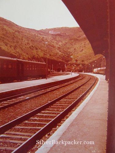 France Spain Border 1974