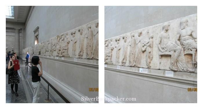 Elgin Marbles at British Museum