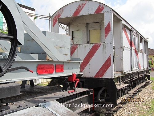 Gemas Rolling Stock made in England