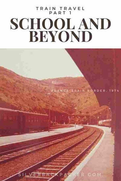 Train Travel School and Beyond