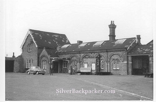Wellingborough Midland Road Station 1965