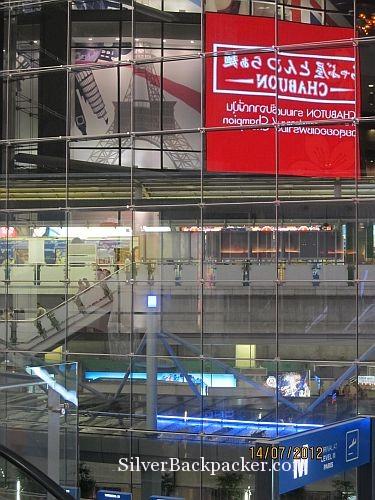 Bangkok Terminal 21 on Sukumvit