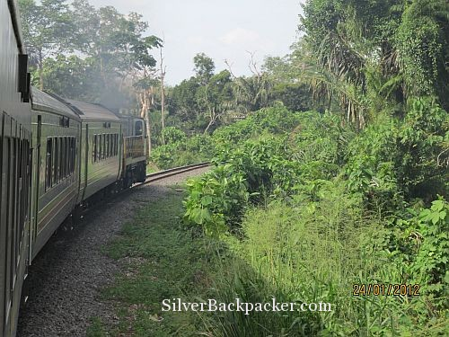 Jungle Railway | Gemas to Kuala Lipis