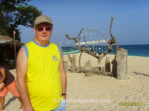 Puka Beach, a Quiet Place to Get Away from the Crowds on Boracay