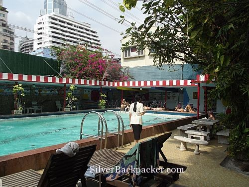 Atlanta Hotel Swimmimg Pool