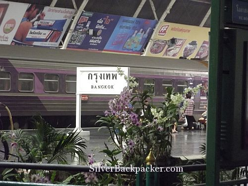 Hualamphong Station Bangkok