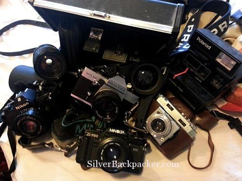 Cameras-Electronic Gadgets