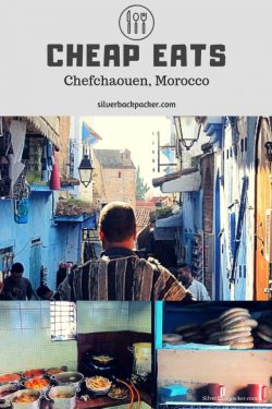 Cheap Eats in Chefchaouen, Morocco