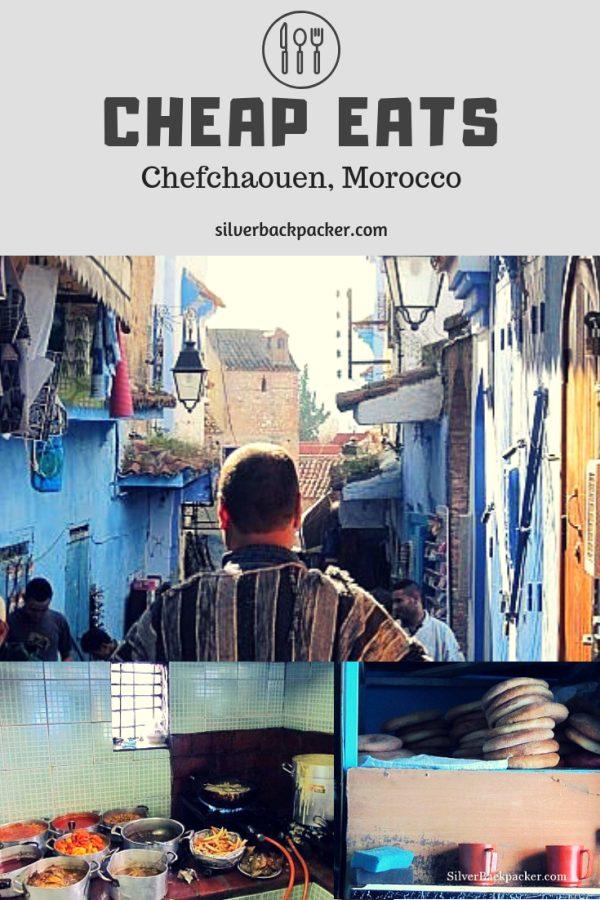 Cheap Eats in Chefchaouen, Morocco