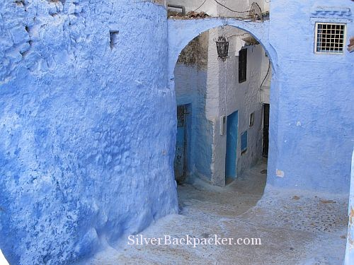 Blue is the Colour ~ Chefchaouen is the Name