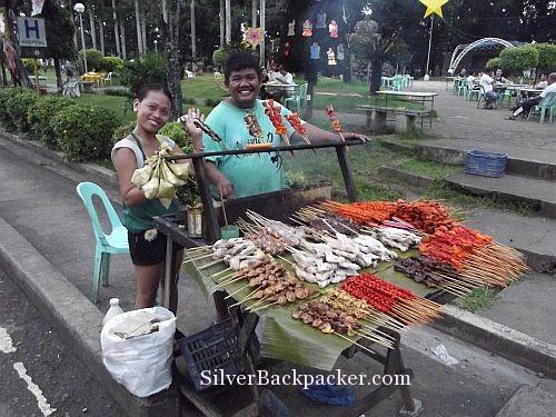Evening BBQ Sagay Negros Philippines