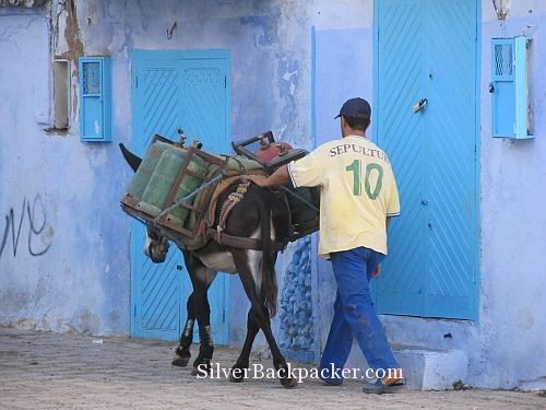 Bottle Gas delivery Chefchaouen