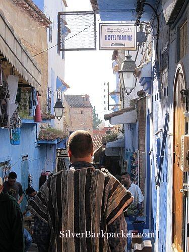 Hotel Yasmina Chefchaouen Morocco