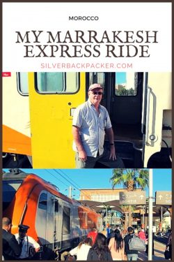 My Marrakesh Express Ride