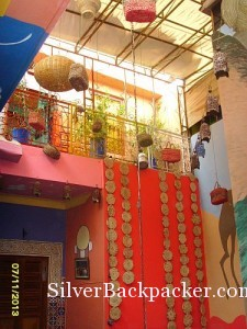 Riad Marrakech Rouge Interior