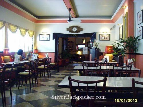 Restaurant Atlanta Hotel Bangkok