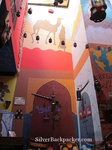 Riad Marrakech Rouge Interior Decoration