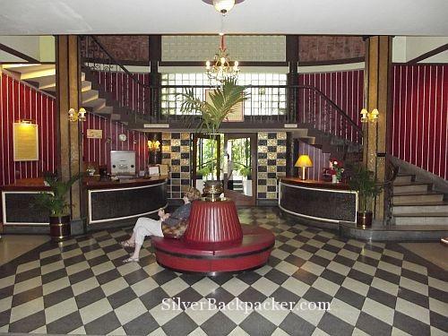 The Atlantas famous Foyer