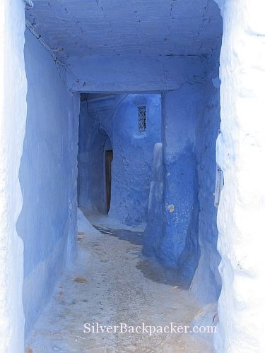 The Blue Way Home Chefchaouen