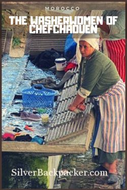 The Washerwomen of Chefchaouen