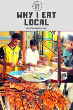 Why I eat local