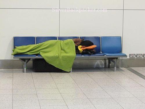 airport sleep in Gatwick