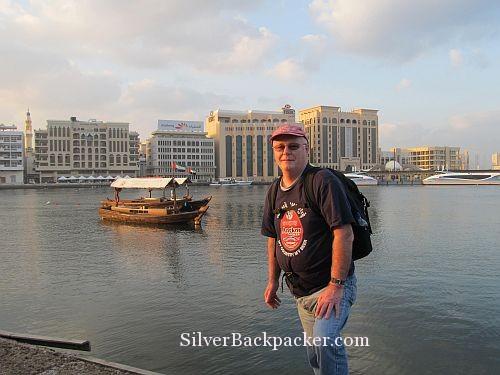 Walk along Dubai Creek