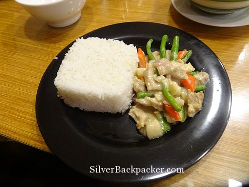 928 Cafe and Grill Bicol Express