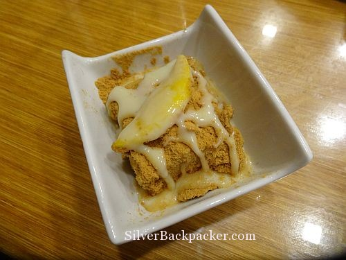 928 Cafe and Grill Mango Float